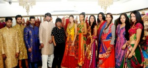 Fashion show by Rohit Verma for (IIAA) 2014